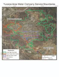 Map Of Riverside County Usgs Ca Yucaipa Valley Hydrogeology Maps