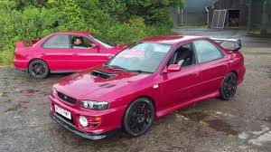 subaru gc8 my subaru wrx gc8 build youtube