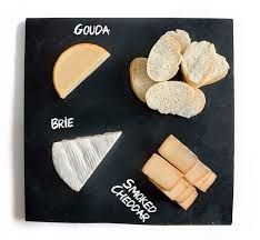 chalkboard cheese plate die 25 besten slate cheese board ideen auf käse party