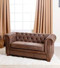 Chesterfields Sofa by Kids Chairs Rj Mini Chesterfield Sofa Antique Brown