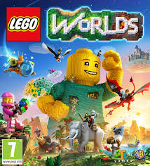 lego worlds on ps4 and xbox is far from a minecraft clone wired uk