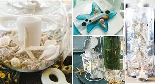 Diy Beach Theme Decor - diy beach wedding centerpiece cool beach theme wedding table
