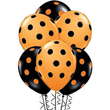 items similar to halloween balloons halloween party decor ideas