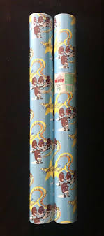 large rolls of wrapping paper california raisins vintage wrapping paper large rolls