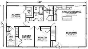 open ranch floor plans 2 bedroom ranch open floor plans memsaheb