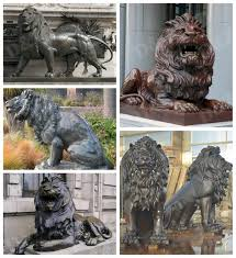 foo dog for sale hot sale mascot bronze lucky animal bronze foo dogs lion