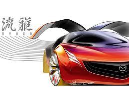 2007 mazda ryuga concept conceptcarz com