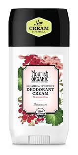 best organic deodorant