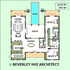 u shaped house plans with pool h shaped ranch house plans h shaped house plans luxury small h