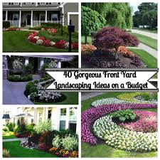 40 gorgeous front yard landscaping ideas on a budget homedecort