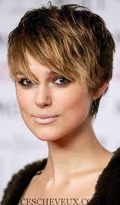 coupes cheveux courts femme les 25 meilleures idées de la catégorie coupes de cheveux épais
