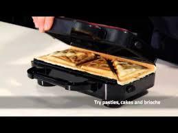 Breville Sandwich Toaster Breville Deep Fill Sandwich Maker Youtube