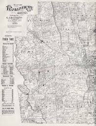 Columbus Map Map Of Franklin County Ohio 1883 This 1883 Map Of Frankl U2026 Flickr