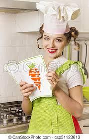 chef cuisine femme femme cuisine chef chapeau cuisine femme photographie