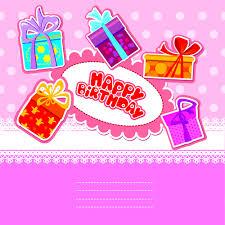 happy birthday gift cards design vector 03 vector birthday