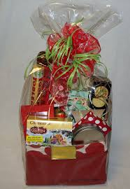 gift basket business shirley george frazier building business one gift basket at