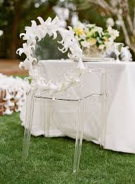 Diy Wedding Chair Covers 80 Best Chair Streamers And Décor For Weddings Images On Pinterest