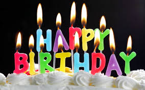 Best Candles Happy Birthday Cake With Candles Hd Wallpapers Blog