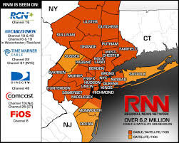 New York Area Code Map by About Wrnn Tv Regional News Network