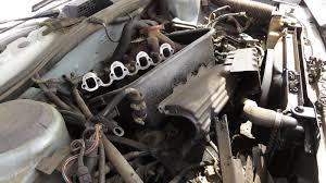 renault caravelle engine junkyard find 1987 plymouth caravelle the truth about cars