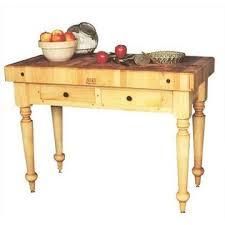 john boos solid maple kitchen work table island sage green