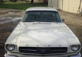 1965 ford mustang for sale in california 1965 ford mustang in hanford california stock number c112581l