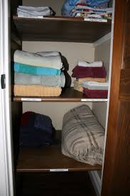 Linen Closet What I Gained By Decluttering My Linen Closet
