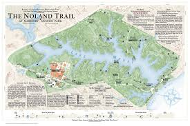 Virginia Capital Trail Map by Jonah Adkins Archives Geohipster