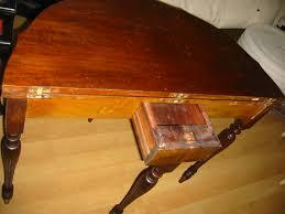 fold away card table furniture antique drop leaf table australia retro tv hinges