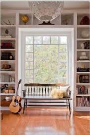 Builtin Bookshelves by Doorway Wall Storage Solution For Small Spaces 14 Renovation