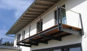 stahlbau balkone stahl metallbau gmbh walter schmid balkone aus pfarrkirchen