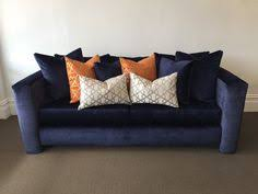 Martel Upholstery Martel Upholstery Melbourne Parker Couch In Zepel Troy Fabric
