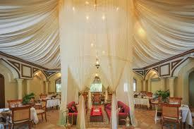 island resort in maldives al qasr middle eastern restaurant