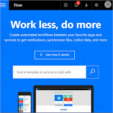 get started microsoft flow