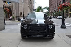 bentley bentayga interior black 2018 bentley bentayga black edition stock b960 for sale near