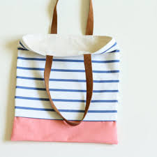 nautical tote best nautical striped bag products on wanelo