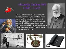 facts about alexander graham bell s telephone a biography of alexander graham bell an english scientist and the