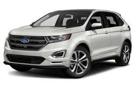 white ford edge ford edge sport utility models price specs reviews cars com
