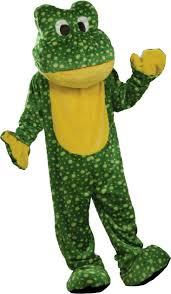 frog halloween costume 46 best mascots images on pinterest mascot costumes