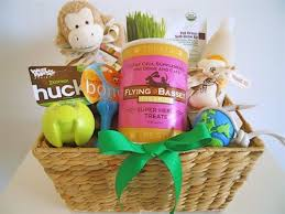 Pet Gift Baskets Organic Gift Baskets For Pampered Pets Organic Authority