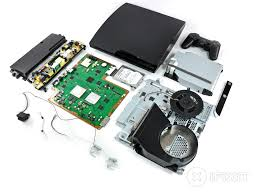 playstation 3 slim teardown ifixit