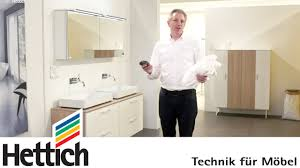 Furniture In Bathroom Technology For Furniture In Bathrooms Hettich Hinges Drawer