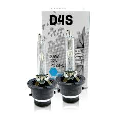 2x new genuine oem agt d4s xenon bulbs hid head light lamp pair