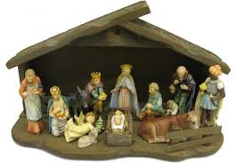 collectible 1 hummel figurines the yule log 365