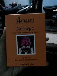 Masker Naturgo Di Jogja masker naturgo hanasui penghilang komedo yogyakarta kota perawatan