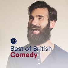 Rhod Gilbert Duvet Best Of British Comedy On Spotify