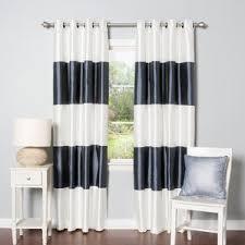 Nautical Striped Curtains Striped Curtains U0026 Drapes You U0027ll Love Wayfair