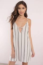 striped dresses black and white striped dresses tobi us
