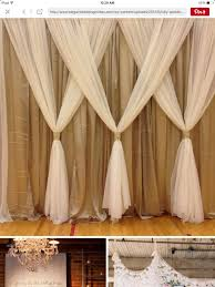 Sheer Draping Wedding Curtains Pink Gold Sparkle Sequin Garland Curtain Beautiful Rose