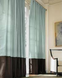 Blue And Brown Curtains Brown Curtains For Living Room Brown Curtains And Drapes Home